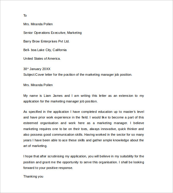 Lpn Cover Letter Examples | Resume Format Download Pdf