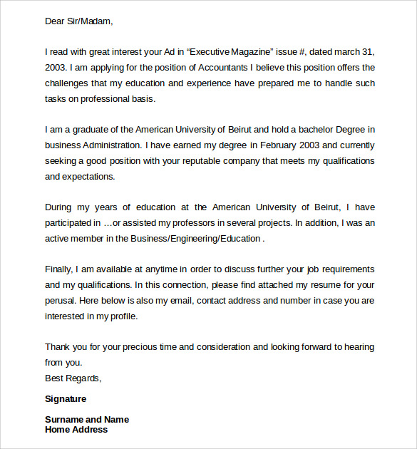 Cover Letter Format With Email Best Sample Email Cover Letter – Email Cover Letter