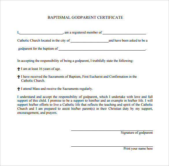 pdf download baptism certificate