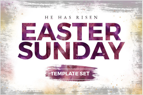 Easter Postcard Template - 10+ Samples , Examples , Format