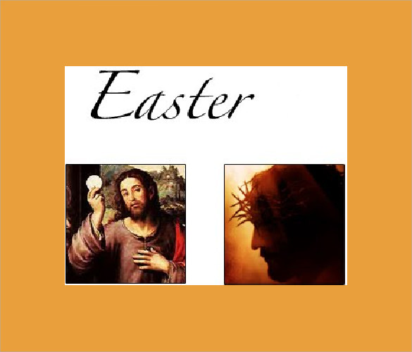 easter powerpoint template download