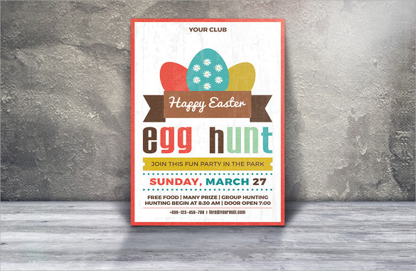 easter invitations template example