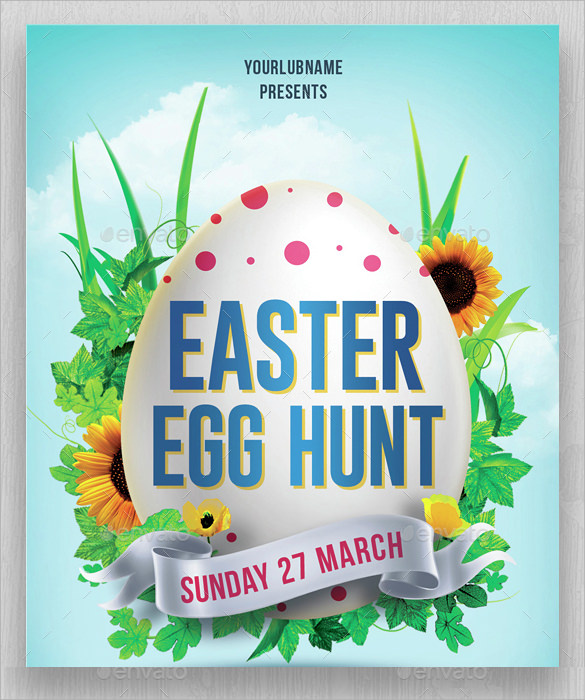 example of easter invitations template