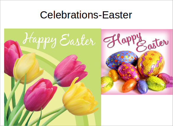 easter powerpoint template free