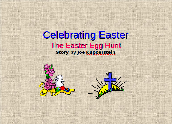 Easter Powerpoint Templates – 11+ Sample , Examples , Format
