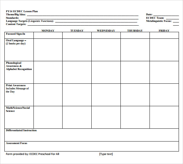 Free Business Plan Templates for Startups