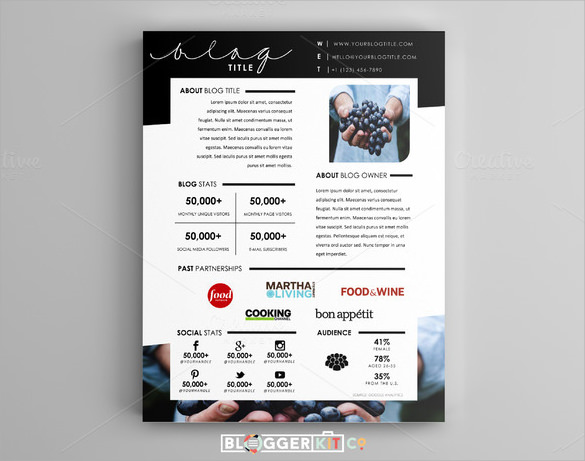 Sample Press Kit Template - 10+ Documents In Pdf , Psd