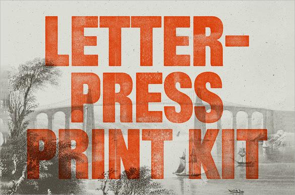 press kit template printable