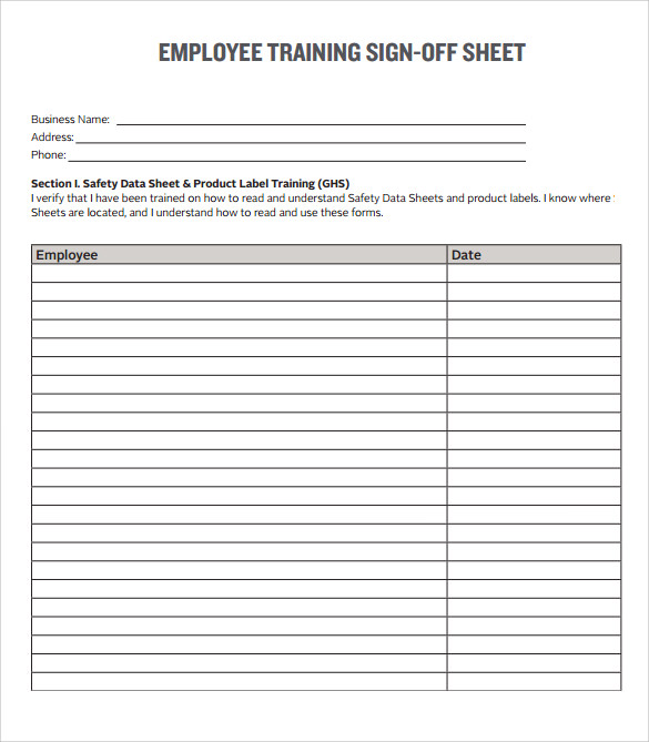 sign in sheets for training koni polycode co