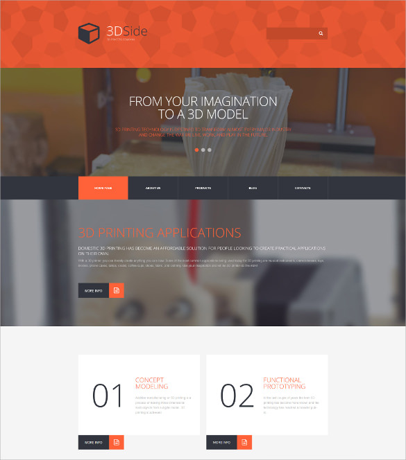 21  Artist Website Themes   Templates Sample Templates qb9VeWTI