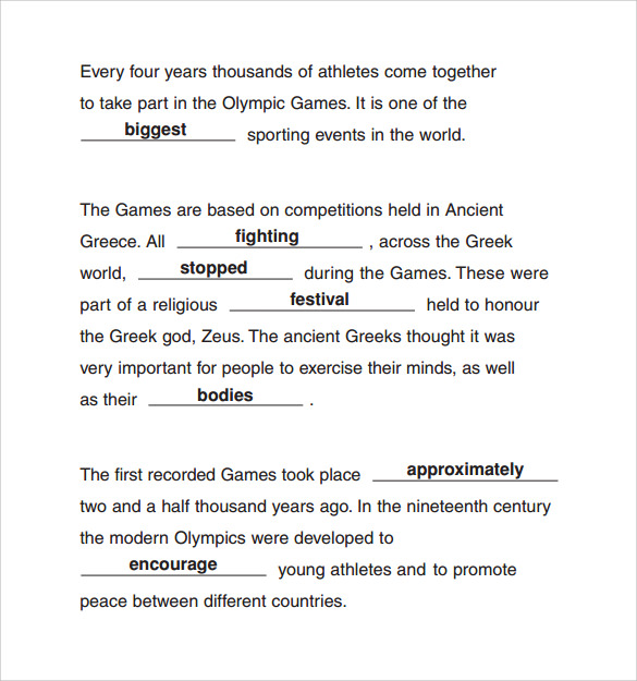 free 14  sample spelling test templates in pdf