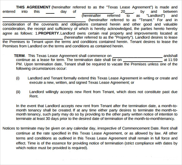 home lease agreement format1