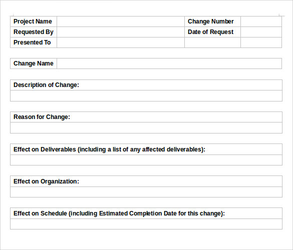 Change Orders U2013 Acquisition.GOV Sample Change Order Request Form U2013 There  Are A Lot Of Affordable Templates Out There, But It Can Be Easy To Feel  Like A Lot ...