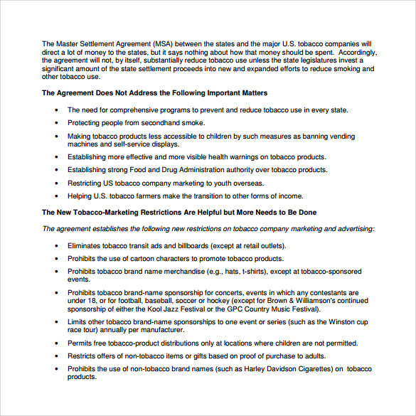 Transition Services Agreement Template