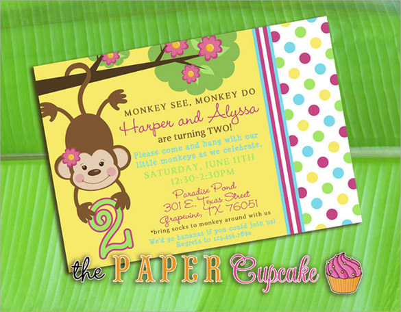 dazzling invitation design