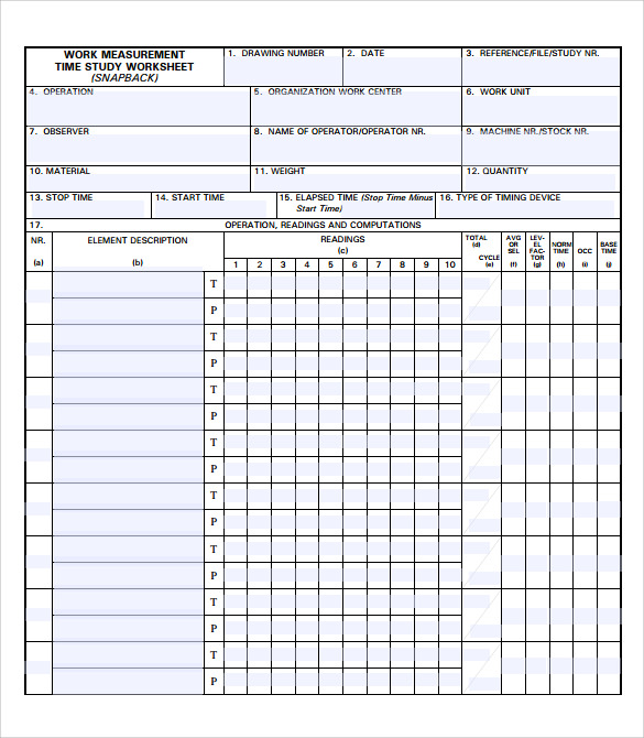 free time study template excel download koni polycode co