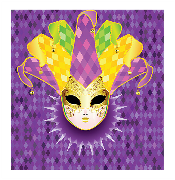 15  amazing masquerade mask templates