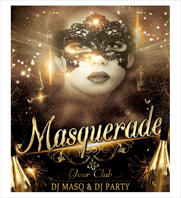 17  amazing masquerade mask templates