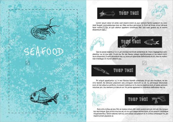 sea food resturant broucher1