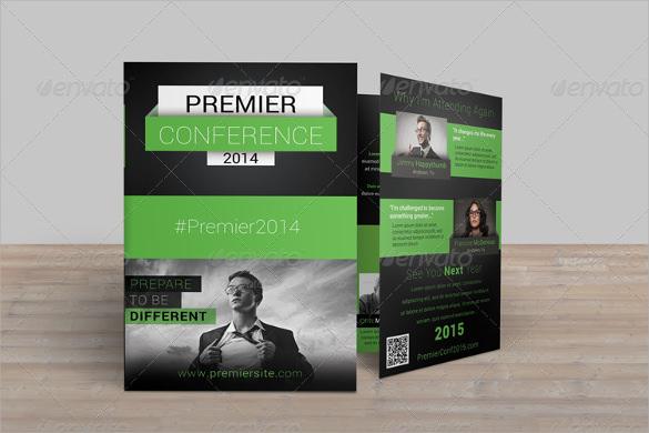 16  sample elegant conference brochure templates documents