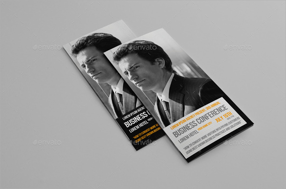 business conference brochure 2