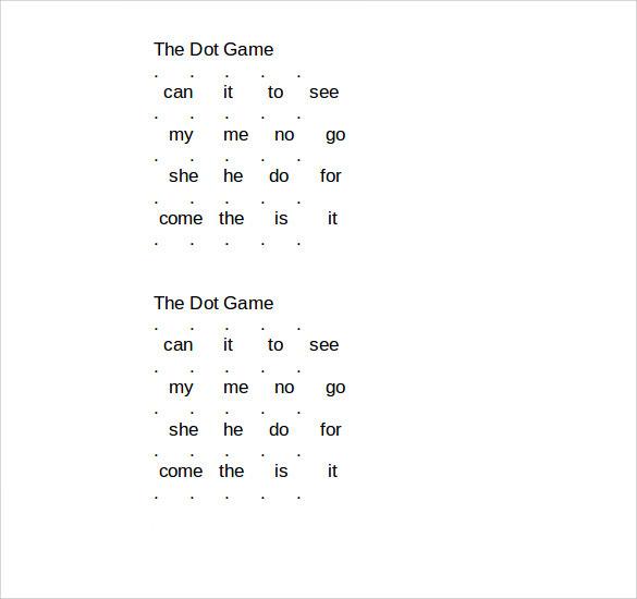 download dot game