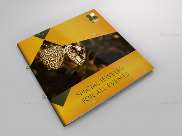 Jewelry Brochures  Psd Vector Eps Pdf