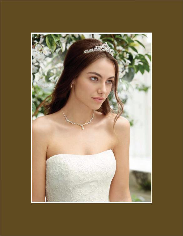 wondrous jewelry design brochure