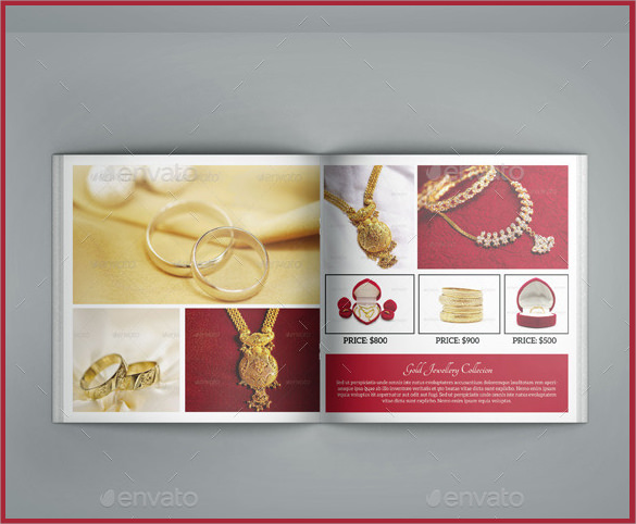 best jewelry design brochure