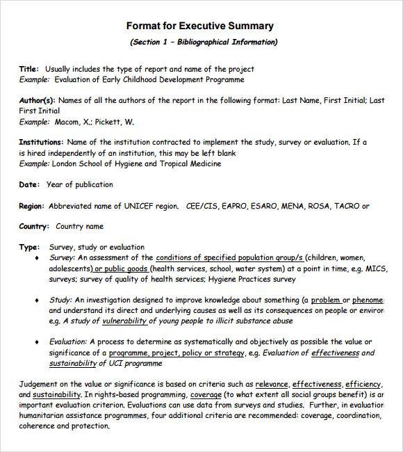 apa report template