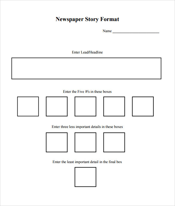 8+ News Report Samples | Sample Templates