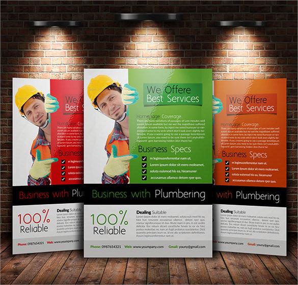 26  beautiful handyman flyer templates