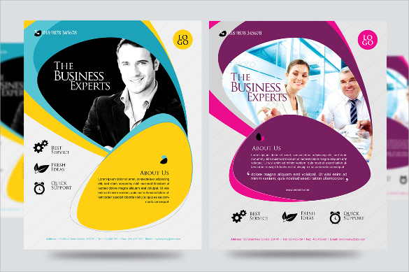 21  wonderful promotional flyer templates