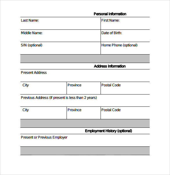 Credit Reports Template | Aplg-Planetariums.Org