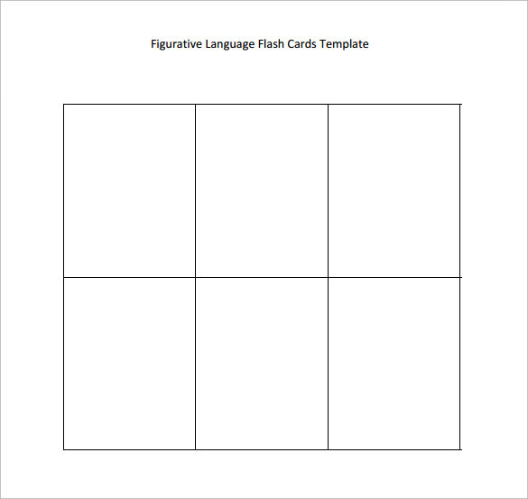 Editable Index Card Template from images.sampletemplates.com