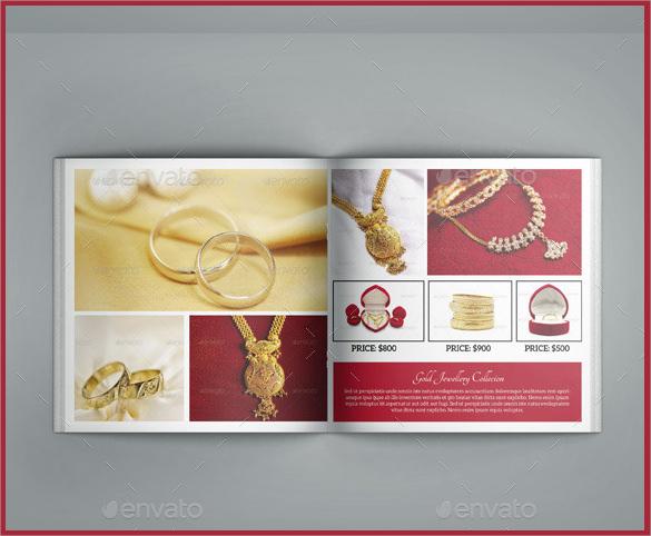best jewelry design brochure 1