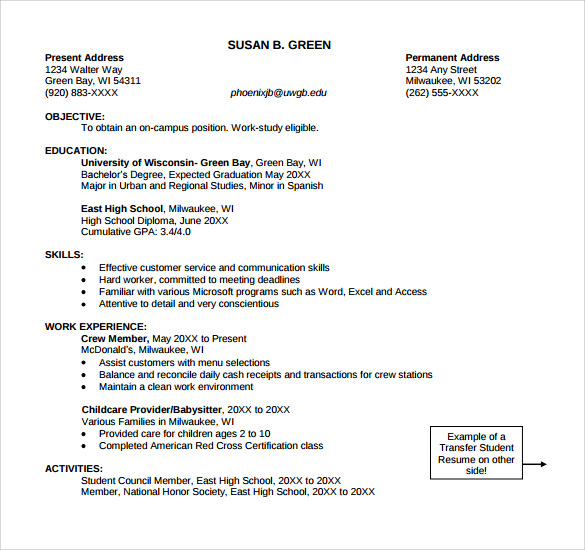 Sample Customer Service Representative Resume - 9+ Free Documents ...
