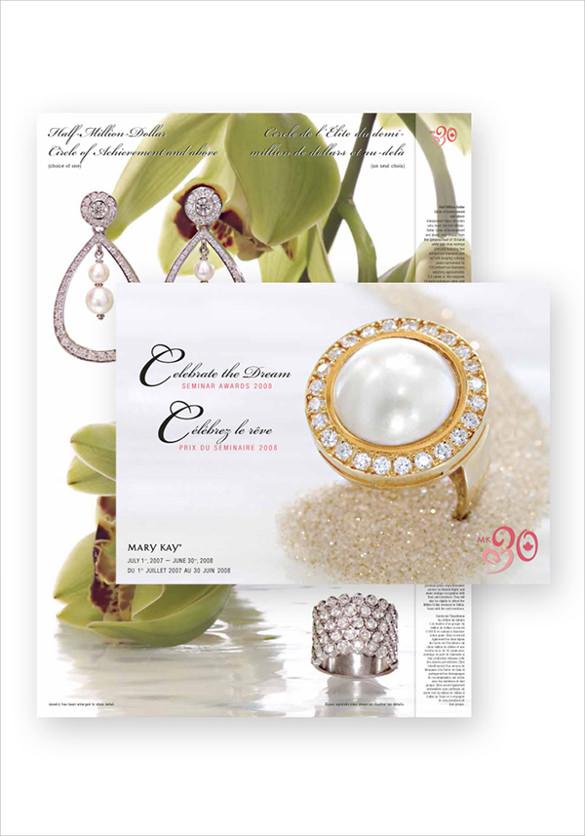 spectacular jewelry brochure 1