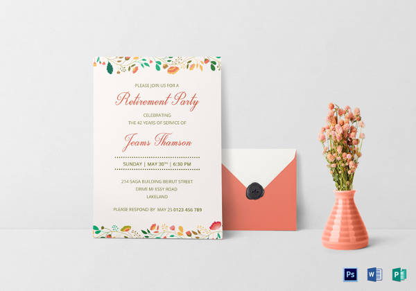 38  invitation templates