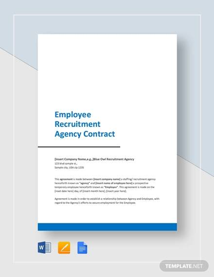 employee recruiment agency