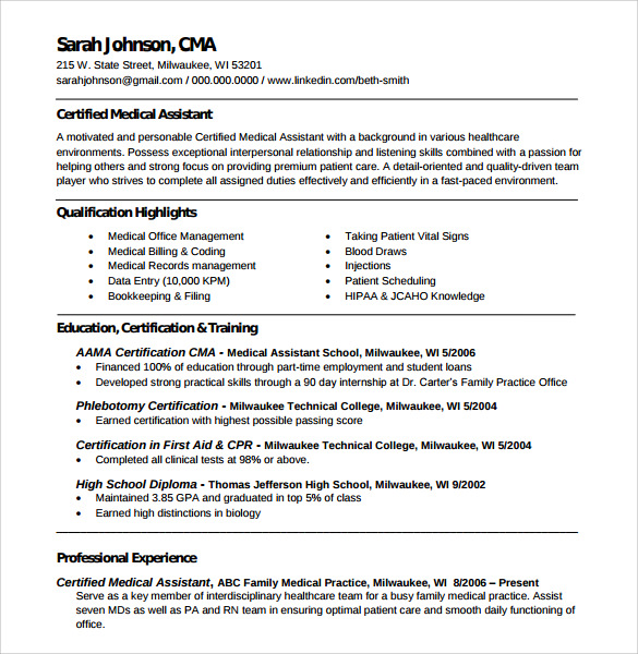 phlebotomy resumes sign in search for jobs va 2005 2006 vcu parking and transportation program support tech phlebotomy resume