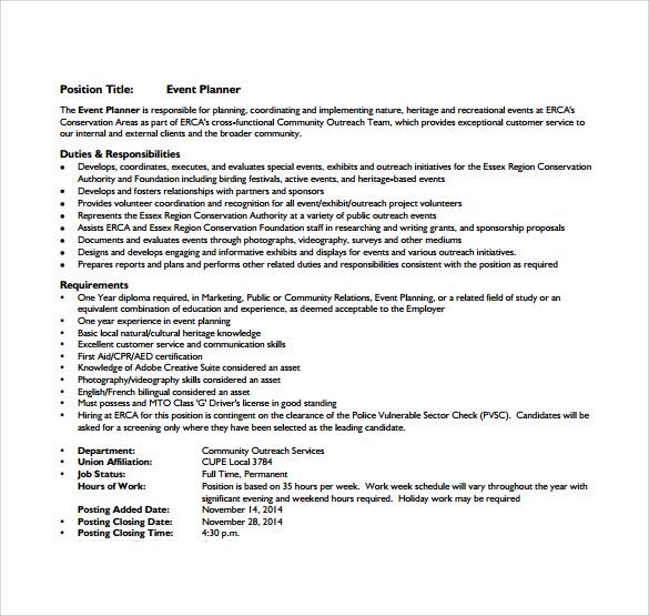 event coordinator sample resume buyer planner resume objective event planner objective resume sample event planner sample