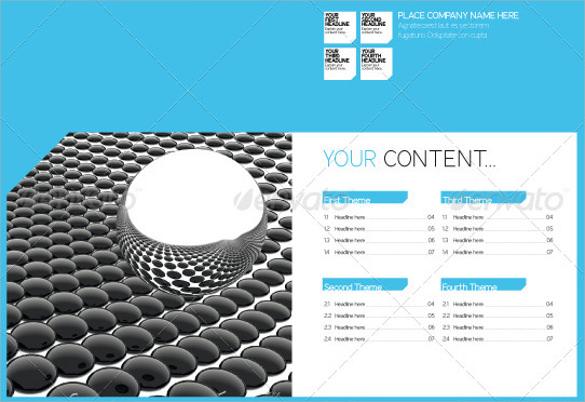 professional brochure templates .