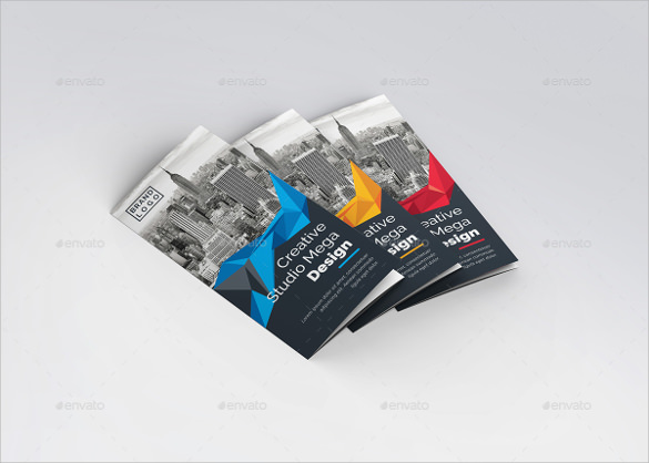 Psd Brochure Design Inspiration    Download Documents In Vector Eps