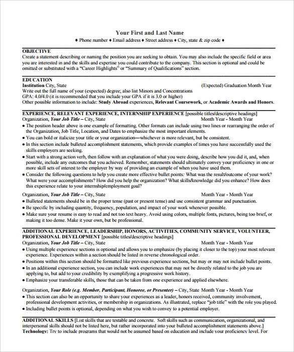 Sample Event Coordinator Resume 7 Documents in PDF – Events Coordinator Resume