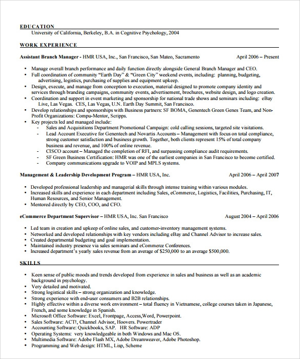 Resume For Design Coordinator. Education Coordinator Resume Best