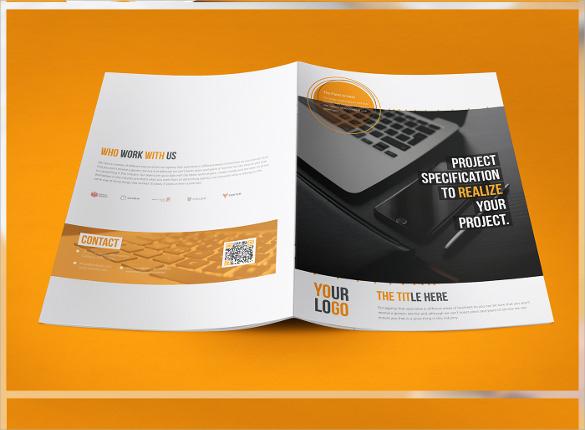 Bi Fold Brochure Templates  25  Download Documents In Vector EPS 6F2JExGU