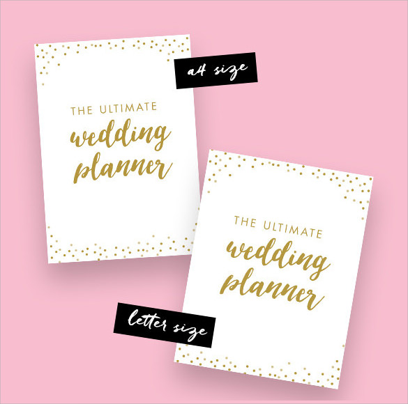 Sample Wedding Planner Template - 21+ Documents in PDF ...