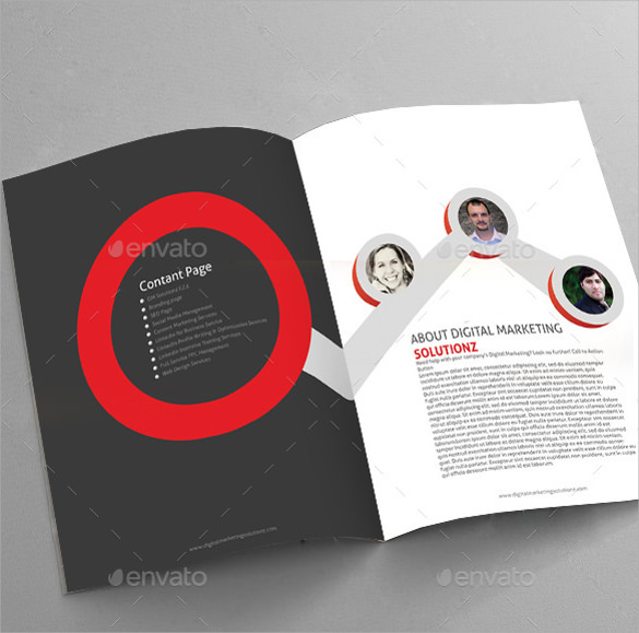 Brochure Design Ideas  Example    Download Documents In Vector Eps