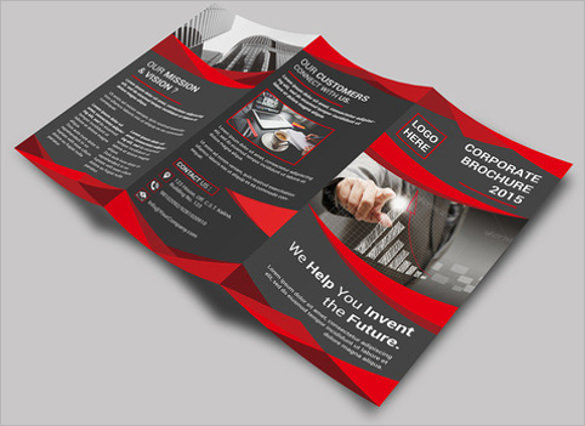 corporate trifold brochure1